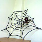 Кована паутина и паук