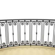 3d візуалізація кованих перил