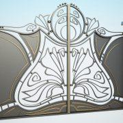 Ковані ворота