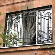 Кована решітка на вікно